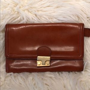 Vintage Scully Italia Travel Wallet